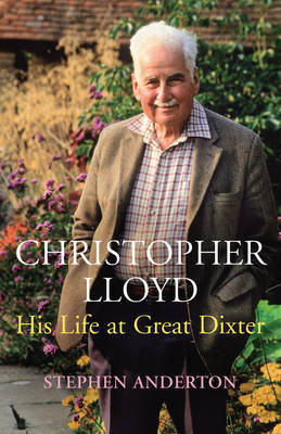 Christopher Lloyd by Stephen Anderton