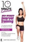 10 Minute Solution: High Intensity Interval Training on DVD
