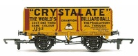 Hornby: 7 Plank Wagon 'Crystalate'