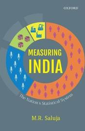 Measuring India by M.R. Saluja
