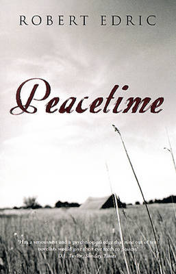 Peacetime by Robert Edric image