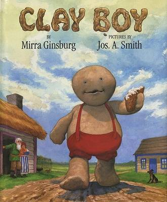 Clay Boy by Mirra Ginsburg