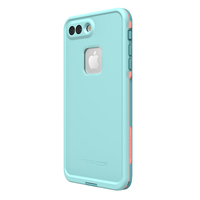 LifeProof Fre Case for iPhone 7/8 Plus - Blue Coral