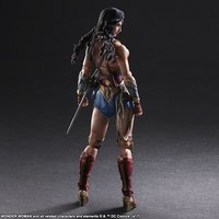 Wonder Woman (Movie Ver.) - Play Arts Action Figure image
