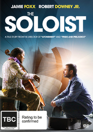 The Soloist on DVD