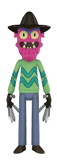 Rick and Morty - Scary Terry Action Figure image