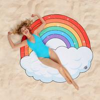 BigMouth: Gigantic Beach Blanket - Rainbow