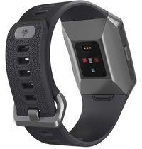 Fitbit Ionic Smart Fitness Watch Charcoal Smoke Gray image