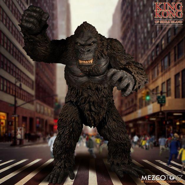 """King Kong of Skull Island - 18"""" Ultimate Figure"""