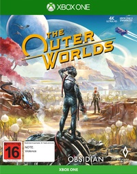 The Outer Worlds for Xbox One image