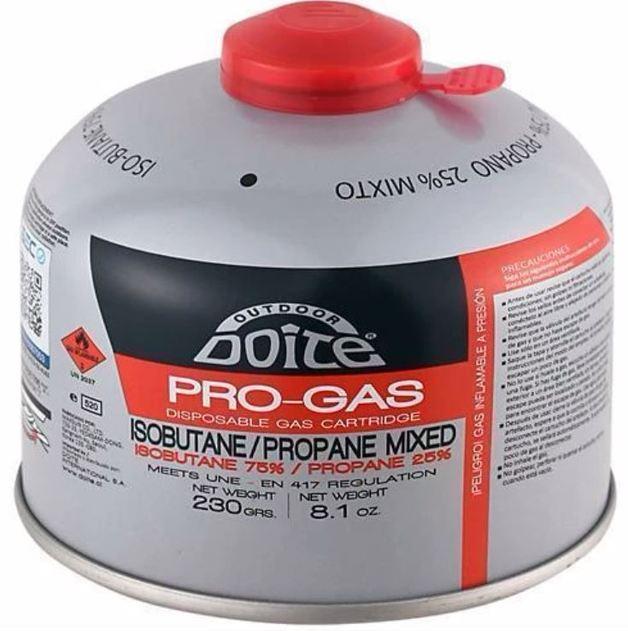 Doite Pro Gas Can (230g) Isobutane/Propane Mixed