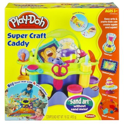 Play-doh Super Craft Caddy image
