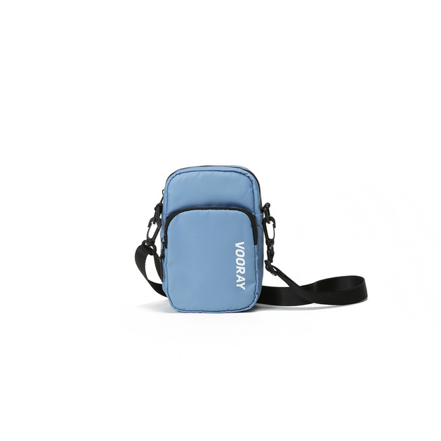 Vooray: Core Cross Body - Dusty Blue