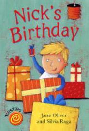 Nick's Birthday by Jane Oliver image