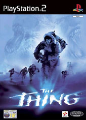 The Thing for PlayStation 2