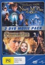 Nanny McPhee / Peter Pan (2003) - 2 DVD Movie Pack (2 Disc Set) on DVD