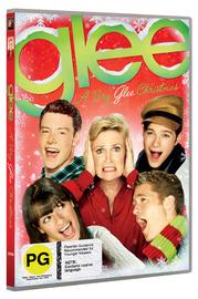 Glee - A Very Glee Christmas (Christmas Special) on DVD image