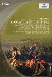 Mozart: Cosi fan Tutte on DVD