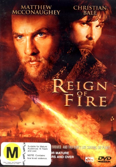 Reign of Fire on DVD