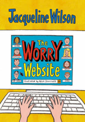 The Worry Website by Jacqueline Wilson