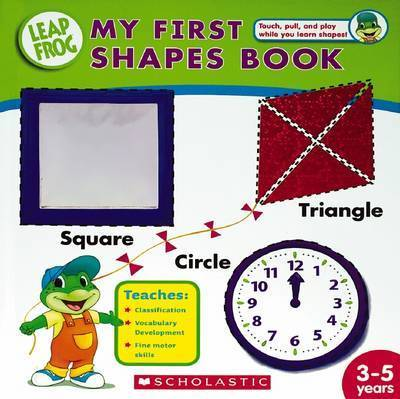My First Shapes Book by Scholastic
