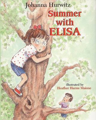 Summer with Elisa by Johanna Hurwitz