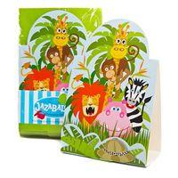 Jungle Safari Party Invitations & Envelopes