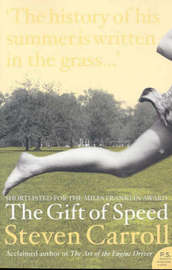 Gift of Speed by Steven Carroll image