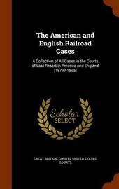 The American and English Railroad Cases image