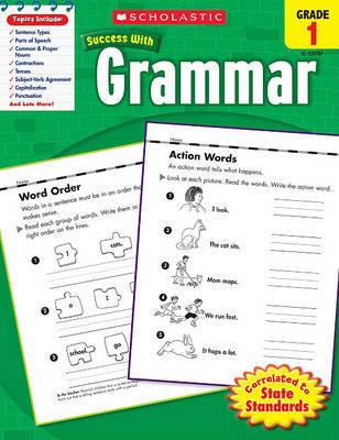 Grammar, Grade 1 image
