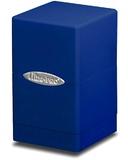 Ultra Pro: Satin Tower Deck Box - Blue
