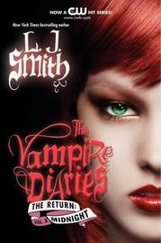 Midnight (Vampire Diaries: The Return #3) US Edition by L.J. Smith