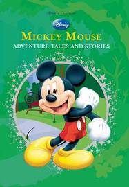 Disney Diecut Classic: Mickey by Parragon Books Ltd image