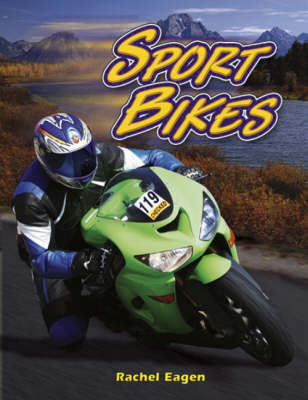 Sport Bikes by Katharine Bailey image