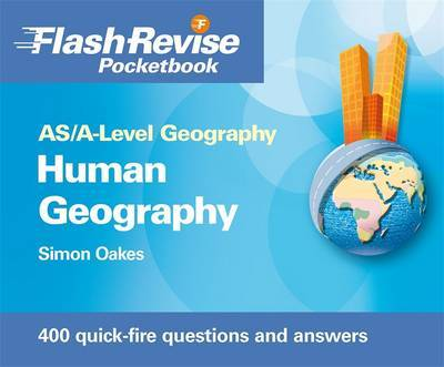 AS/A-level Geography by Simon Oakes image