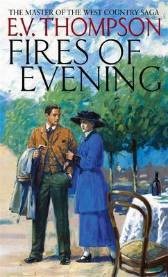 Fires of Evening by E.V. Thompson image