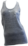 BLK Motion Ferns Singlet - Grey (Size 10)