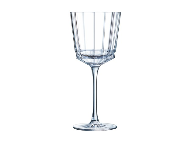 Cristal d'Arques: Macassar Wine Glass Set of 6 (350ml)