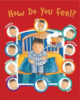 How Do You Feel? by Gillian Liu