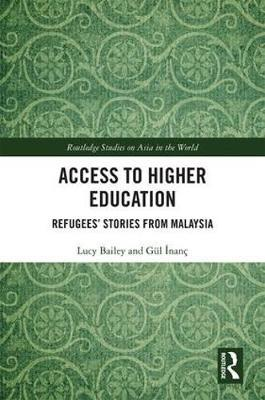 Access to Higher Education by Lucy Bailey