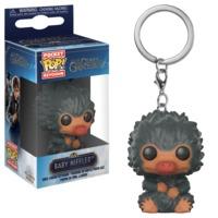Fantastic Beasts 2 - Baby Niffler (Grey) Pocket Pop! Keychain