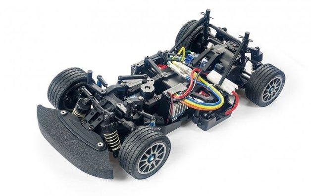 Tamiya R/C: 1/10 M-08 Chassis Kit