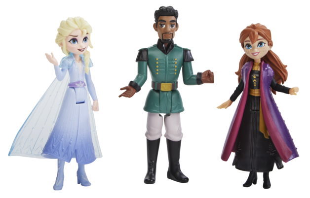 Frozen II: Elsa, Anna & Mattias - Story Moment Set