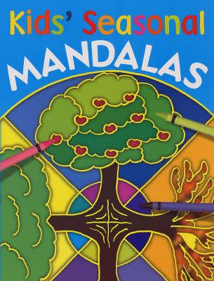 Kids' Seasonal Mandalas by Johannes Rosengarten image