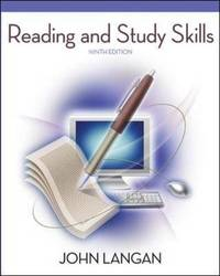 Reading and Study Skills by John Langan image