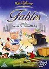 Disney Fables - Vol. 5 on DVD