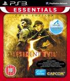 Resident Evil 5 Gold Edition (PS Move Compatible) (PS3 Essentials) for PS3