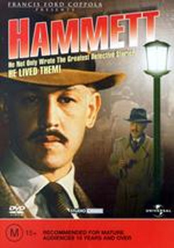 Hammett on DVD