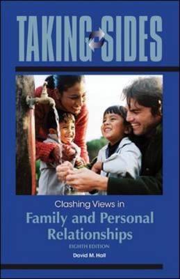 Clashing Views in Family and Personal Relationships by David M. Hall