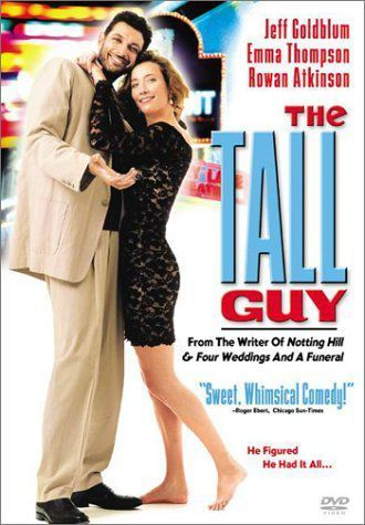 Tall Guy on DVD